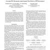 Accessing XML Documents Using Semantic Meta Data in a P2P Environment