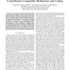 Achieving Full Rate Network Coding with Constellation Compatible Modulation and Coding