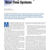 Achieving Scalability in Real-Time Systems