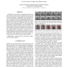 Action recognition using spatio-temporal regularity based features