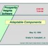 Adaptable Components