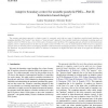 Adaptive boundary control for unstable parabolic PDEs - Part II: Estimation-based designs