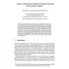 Adaptive Enhancing of Fingerprint Image with Image Characteristics Analysis
