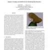Adaptive Grouping and Subdivision for Simulating Hair Dynamics