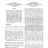 Adaptive Index Structures