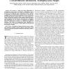 Adaptive Langevin Sampler for Separation of t-Distribution Modelled Astrophysical Maps