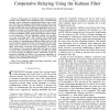 Adaptive linearly constrained minimum variance beamforming for multiuser cooperative relaying using the kalman filter