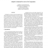 Adaptive Lookahead for Answer Set Computation