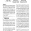 Adaptive non-linear clustering in data streams