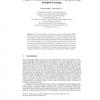 Adaptive Nonlinear Auto-Associative Modeling Through Manifold Learning
