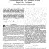 Adaptive precoding for downstream crosstalk precancelation in DSL systems using sign-error feedback