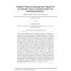 Adaptive Resource Management Algorithms for Periodic Tasks in Dynamic Real-Time Distributed Systems
