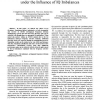 Additional Diversity Gain in OFDM Receivers under the Influence of IQ Imbalances