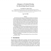 Adequacy of Limited Testing for Knowledge Based Systems