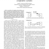 Adversarial interference models for multiantenna cooperative systems