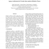 Agency Architecture for Teacher Intervention in Robotics Classes