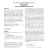 Agent-environment interaction in a multi-agent system: a formal model