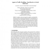 Agents in Traffic Modelling - From Reactive to Social Behaviour