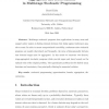 Aggregation and discretization in multistage stochastic programming