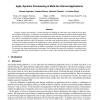 Agile dynamic provisioning of multi-tier Internet applications