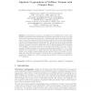 Algebraic Cryptanalysis of McEliece Variants with Compact Keys