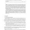 Algebraic Properties of Program Integration