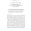 Algebraic Visualization of Relations Using RelView