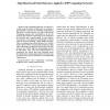 Algorithm-Based Fault Tolerance Applied to P2P Computing Networks