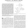 Algorithm-based low-power transform coding architectures: the multirate approach