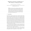 Algorithm for Detection and Elimination of False Minutiae in Fingerprint Images