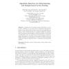 Algorithm Selection via Meta-learning and Sample-based Active Testing