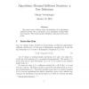 {Algorithmic Minimal Sufficient Statistics: a New Definition