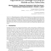Algorithms for Message Ferrying on Mobile ad hoc Networks