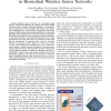 Algorithms for Transmission Power Control in Biomedical Wireless Sensor Networks