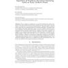 Algorithms of nonlinear document clustering based on fuzzy multiset model