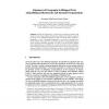 Alignment of Paragraphs in Bilingual Texts Using Bilingual Dictionaries and Dynamic Programming