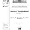 Alternation as a programming paradigm