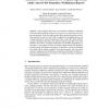 Alternative Characterizations for Program Equivalence under Answer-Set Semantics: Preliminary Report