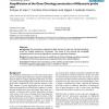 Amplification of the Gene Ontology annotation of Affymetrix probe sets