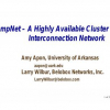 AmpNet - A Highly Available Cluster Interconnection Network