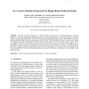An a contrario Decision Framework for Region-Based Motion Detection