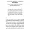 An Access Control Architecture for Metropolitan Area Wireless Networks