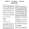 An adaptive probabilistic trust model and its evaluation