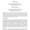 An Advanced Transaction Meta-Model For Web Services Environments