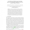 An Afterstates Reinforcement Learning Approach to Optimize Admission Control in Mobile Cellular Networks