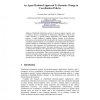 An Agent Mediated Approach to Dynamic Change in Coordination Policies