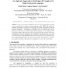An algebraic approach to the design of compilers for object-oriented languages