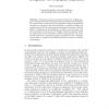 An Algebraic View of Program Composition