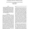 An Algorithm for Multi-Unit Combinatorial Auctions