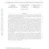 An algorithmic characterization of multi-dimensional mechanisms